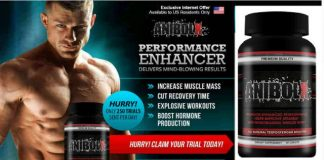 AnibolX Review - Muscle Building & Testosterone Smart Supplement