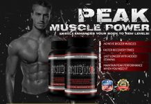 AnibolX - Complete Muscle Matrix NO2 Enhancer Muscle