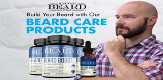 Better Beard Club - Grow Thicker, Fuller & healthier Beard - Elite Body Build